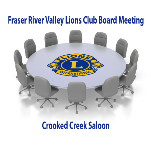 Lions Club Board Meeting @ Crooked Creek Saloon | Fraser | Colorado | United States
