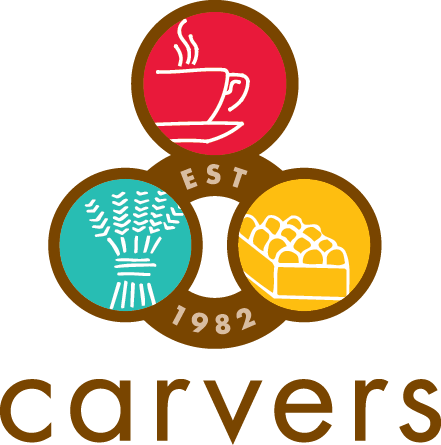 Carvers triangle Logo